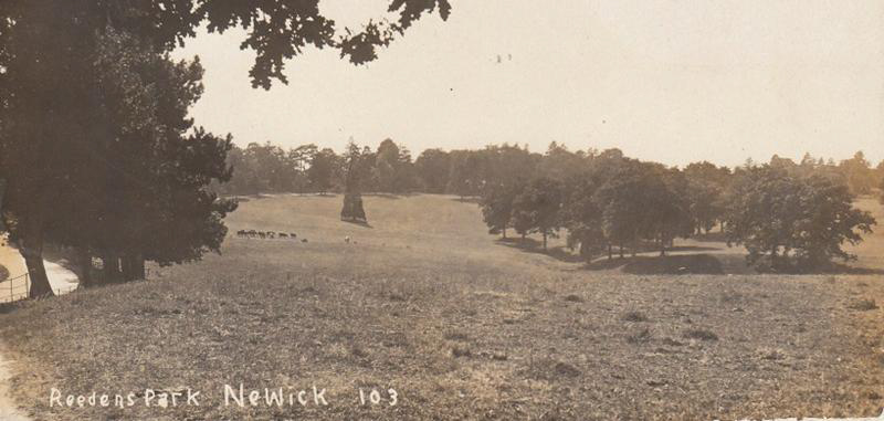 Reedens Meadows around 1914-1916